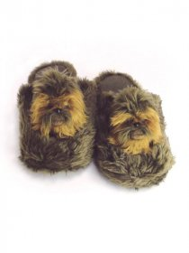 Star Wars Slippers Chewbacca Size 38-39
