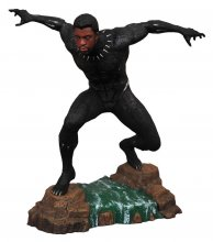 Black Panther Marvel Movie Gallery PVC Socha Black Panther Unma