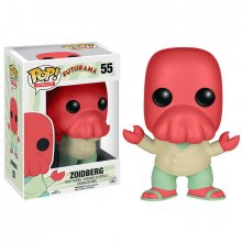 Futurama POP! figurka Zoi