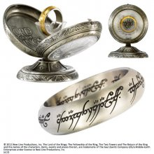 Lord of the Rings Stainless Steel Ring The One Ring (Steel) Size