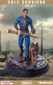 Fallout 4 Socha 1/4 Sole Survivor 53 cm