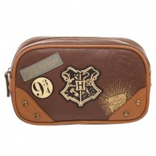 Harry Potter Cosmetic Bag Hogwarts