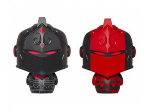Fortnite Pint Size Heroes mini figurky 2-Pack Black Knight & Red