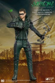 Arrow Real Master Series Akční figurka 1/8 Green Arrow Deluxe Ve