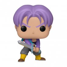 Dragon Ball Z POP! Animation Vinylová Figurka Trunks 9 cm