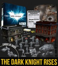 Batman Miniature Game The Dark Knight Rises 2-Player Starter Set