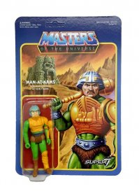 Masters of the Universe ReAction Akční figurka Wave 2 Man At Arm