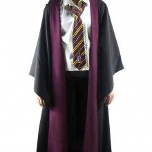 Harry Potter Wizard Robe Cloak Nebelvír Size M
