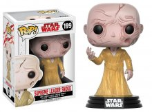 Star Wars Episode VIII POP! Vinyl Bobble-Head Supreme Leader Sno