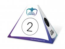 Ultimate Guard Table Tents Set (31 Pieces - Numbers 1-32)
