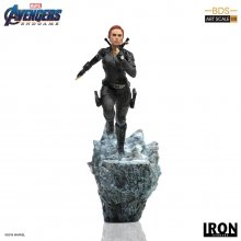 Avengers: Endgame BDS Art Scale Socha 1/10 Black Widow 21 cm