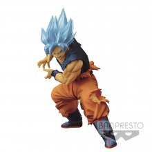 Dragon Ball Super Maximatic PVC Socha SSGSS Son Goku 20 cm