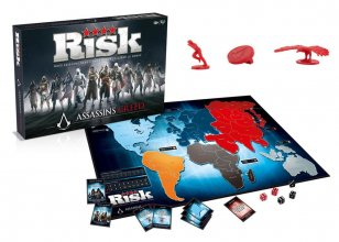 Assassin's Creed desková hra Risk *French Version*