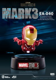Iron Man 3 Egg Attack Floating Model Iron Man Mark III The First