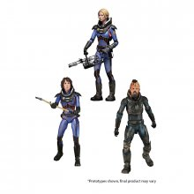 Prometheus sada figurek Deluxe The Lost Wave 18 cm