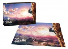 Legend of Zelda Breath of the Wild Puzzle Scaling Hyrule