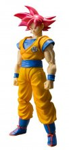 Dragonball Super S.H. Figuarts Action Figure SSGSS Son Goku Tama
