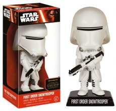 Star Wars Episode VII Wacky Wobbler Bobble-Head First Order Snow