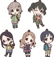Encouragement of Climb Third Season Nendoroid Plus Rubber Charms