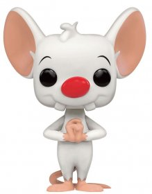 Pinky and the Brain POP! Animation Vinylová Figurka Pinky 9 cm