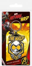 Ant-Man & The Wasp Rubber Keychain Wasp 6 cm