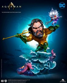 DC Cartoon Series Socha 1/3 Aquaman 20 cm