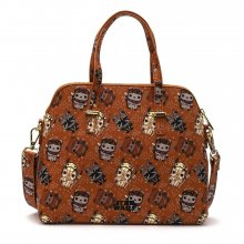 Star Wars POP! by Loungefly Crossbody Ewok AOP