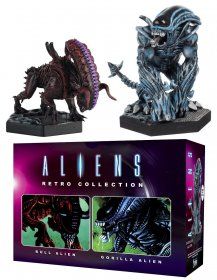 Aliens Retro Collection Figure 2-Pack Gorilla Alien & Bull Alien