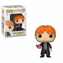 Harry Potter POP! Movies Vinylová Figurka Ron with Howler 9 cm
