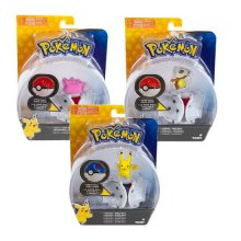 Pokemon Throw 'n' Pop Poké Ball Assortment D5 (4)