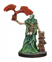 D&D Collectors Series Miniatures Unpainted Miniature Ezzat the L