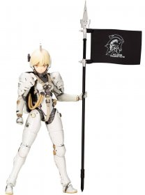 Kojima Productions plastový model kit Ludens 17 cm