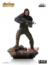 Avengers Infinity War BDS Art Scale Statue 1/10 Winter Soldier 2