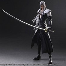 Final Fantasy VII Advent Children Play Arts Kai Akční figurka Se