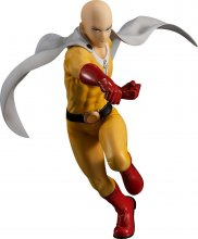 One Punch Man Pop Up Parade PVC Socha Saitama Hero Costume Ver.