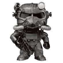 Fallout 4 POP! figurka T-60 Power Armor (Black) 9 cm