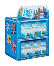 Lost Kitties mini figurky Blind Boxes 2018 Counter Top Display (