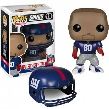 NFL POP! Football figurka Victor Cruz (Giants) 9 cm