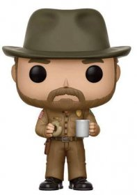 Stranger Things POP! TV Vinylová Figurka Hopper 9 cm