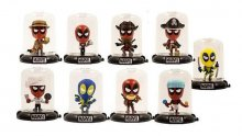 Deadpool Domez mini figurky 7 cm Series 2 Display (24)