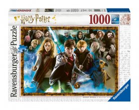 Harry Potter skládací puzzle Young Wizard Harry Potter (1000 pie