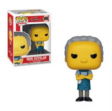 Simpsons POP! TV Vinylová Figurka Moe 9 cm