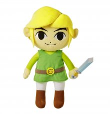 World of Nintendo Legend of Zelda Jumbo Plyšák Link (Wind