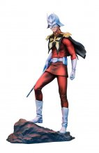 Mobile Suit Gundam GGG Socha Char Aznable Art Graphics Version
