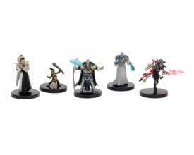 D&D Icons of the Realms Miniatures Guildmasters' Guide to Ravnic