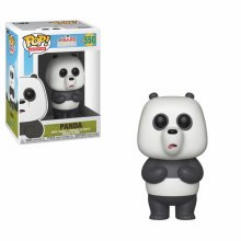 We Bare Bears POP! Animation Vinylová Figurka Panda 9 cm