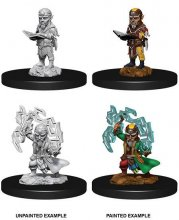 Pathfinder Battles Deep Cuts Unpainted Miniatures Male Gnome Sor