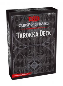 Dungeons & Dragons Curse of Strahd: The Tarokka Deck *English Ve