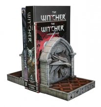 The Witcher 3: Wild Hunt zarážky na knihy The Wolf 20 cm