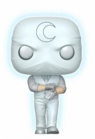 Marvel Comics POP! Heroes Vinylová Figurka Moon Knight GITD 9 cm
